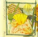 Vintage Flower Fat Book, Narcissus