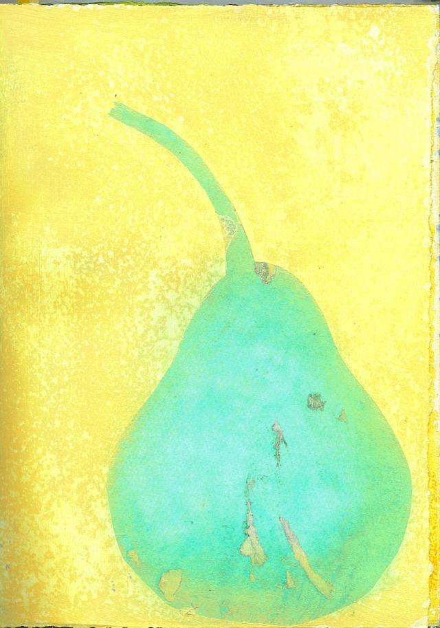 gesso-paper-stencil-water-drops