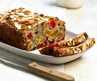 chocolate-nut-fruitcake