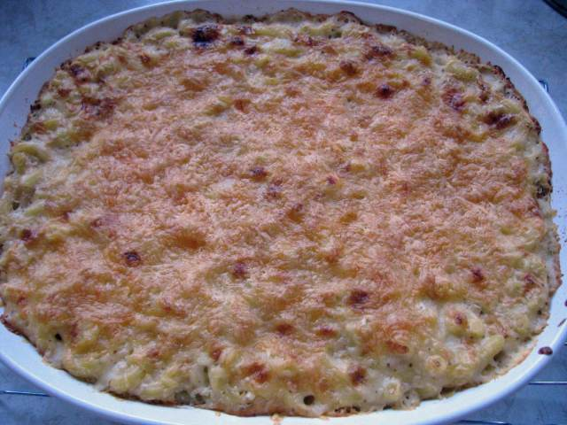 homemade mac n cheese-1