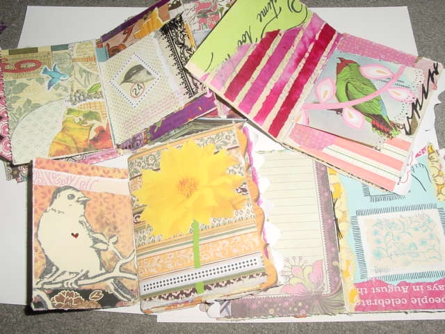 Swatches Book, Sun., Sept. 27, 2:30-6:30pm