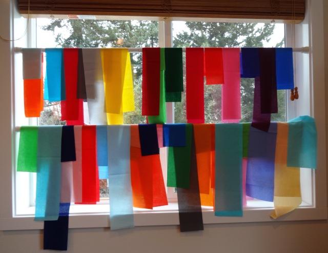 Quilt Top Strips