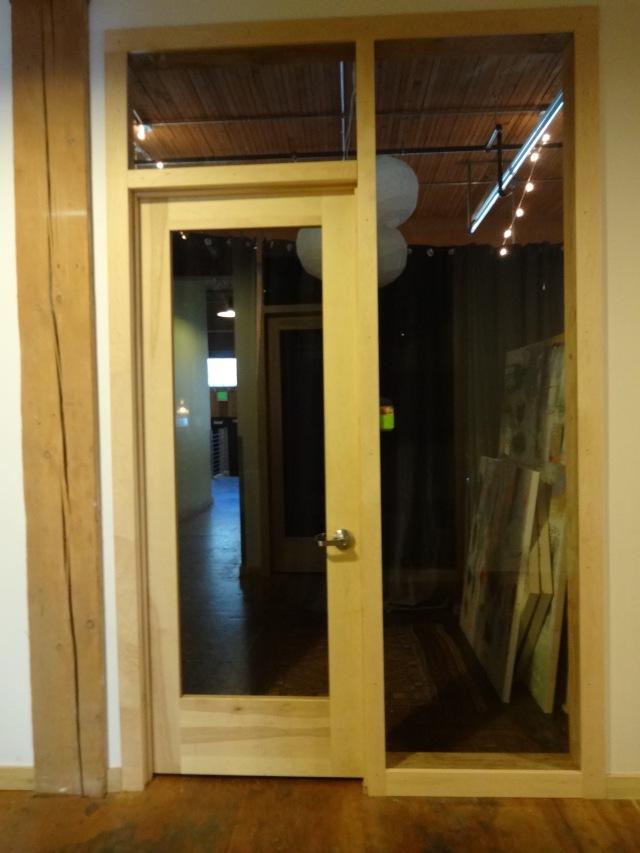 Day 1 The Door